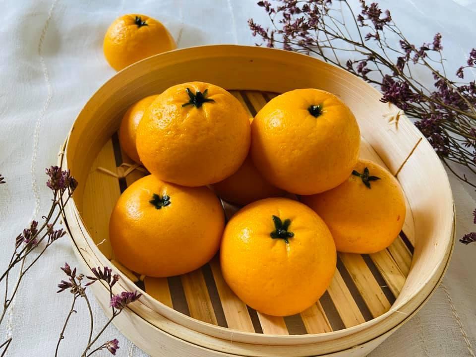 Những đĩa bánh hình củ quả đẹp không nỡ ăn của cô giáo Sài Gòn