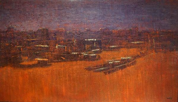 vietnam arts,vietnam paintings