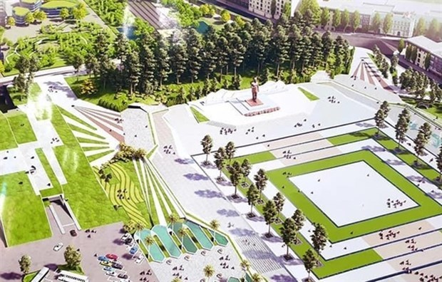 New central square to be built on Phu Quoc