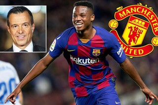 Sự thật MU ký Fati, Mourinho 'giải cứu' sao Barca