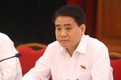 Ông Nguyễn Đức Chung chỉ đạo mua chế phẩm Rydoxy 3C qua 'công ty gia đình'