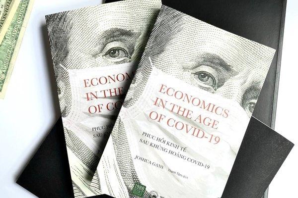 Cuốn sách chỉ cách phục hồi kinh tế sau khủng hoảng Covid-19