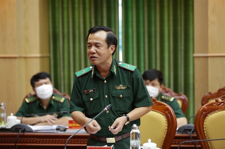 """Phó Thủ tướng: Bộ đội Biên phòng kiên trì bám chốt, đánh thắng """"giặc Covid"""""""