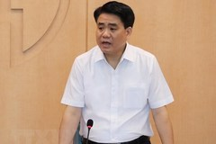 Hanoi Chairman under investigation, suspended from duties for 90 days