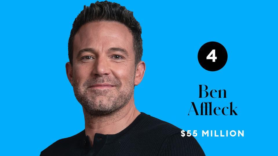 Lộ diện 10 nam diễn viên giàu nhất thế giới 2020