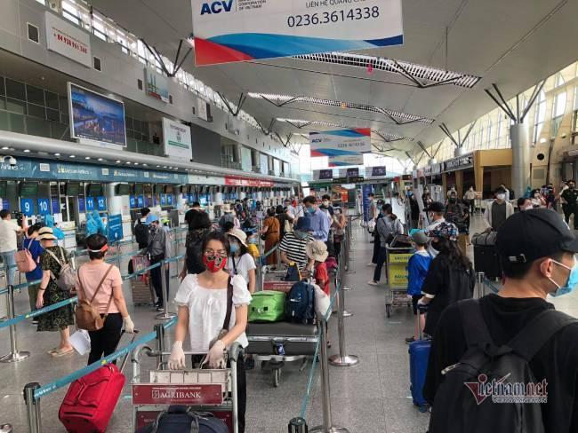 Khách mắc kẹt từ Đà Nẵng về Hà Nội: Hết dịch tôi sẽ quay trở lại nơi này