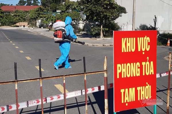 Bệnh nhân 862 ở Quảng Trị tuyệt thực nhiều bữa, liên tục đòi về