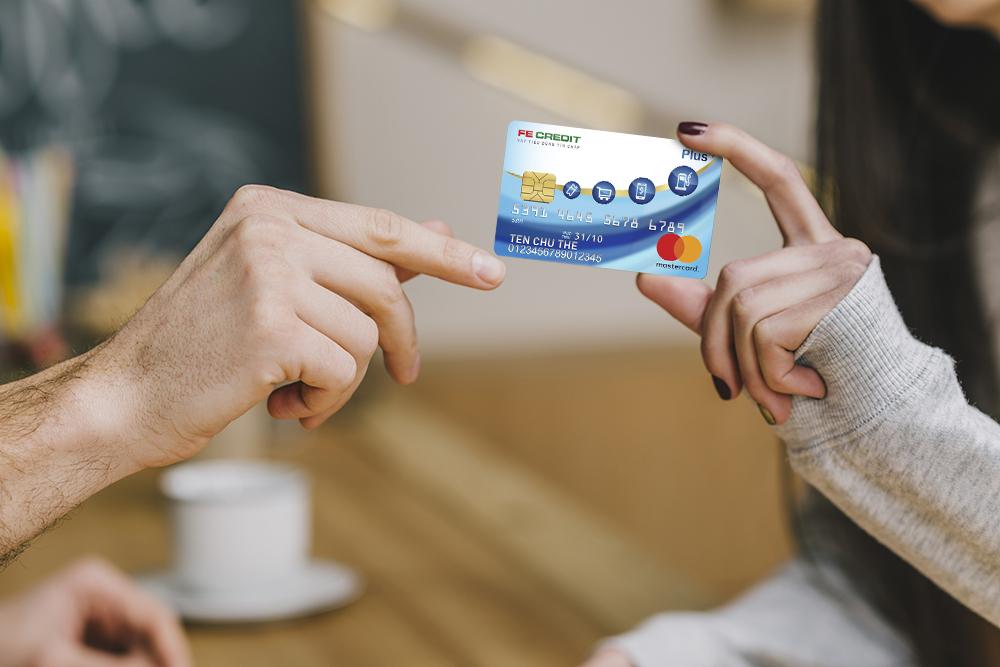 Thẻ tín dụng ngày càng được ưa chuộng