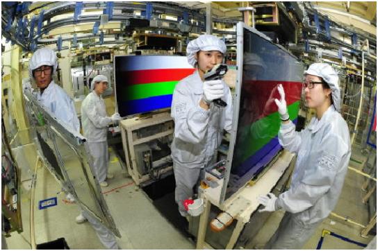 Giá màn hình TV LCD toàn cầu tăng cao do đại dịch Covid-19
