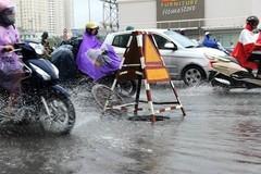 Miền Bắc mưa lớn diện rộng nhiều ngày tới