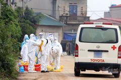Hà Nam ghi nhận 2 ca dương tính SARS-CoV-2 mới tại xã Đạo Lý