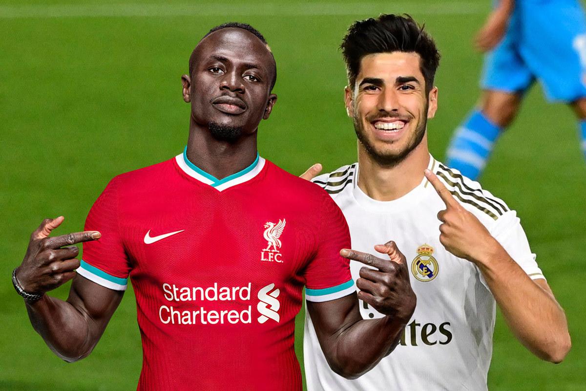 Real Madrid gạ Liverpool đổi Asensio lấy Mane - kết quả xổ số bình định