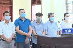 """Biến lúa thành hoa ly, 5 cựu cán bộ TP Thanh Hóa """"lĩnh"""" 15 năm tù"""