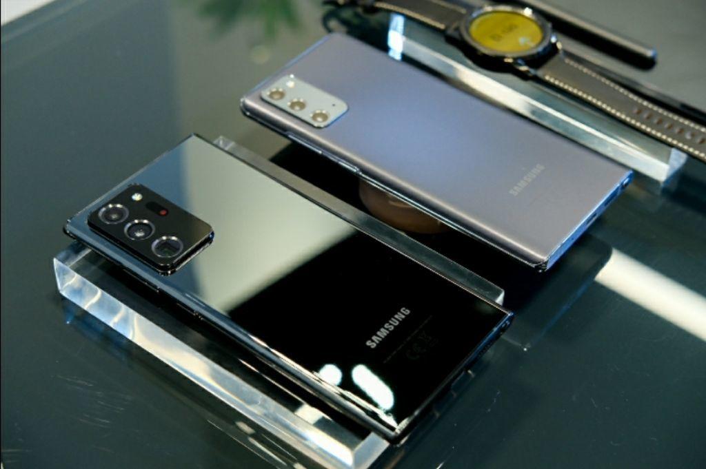 """Galaxy Note20 là """"chìa khoá"""" trải nghiệm công nghệ năm 2021"""