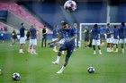 PSG 0-0 Atalanta: Neymar đá chính, Mbappe dự bị (H1)