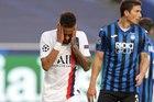 PSG 0-0 Atalanta: Neymar bỏ lỡ khó tin, Navas cứu thua (H1)