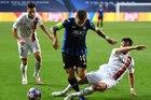 PSG 0-1 Atalanta: Mbappe suýt gỡ hòa (H2)