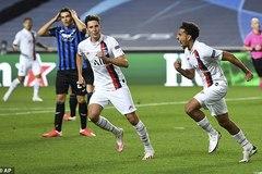 Phát lại màn ngược dòng không tưởng của PSG trước Atalanta