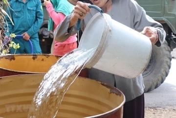 Hơn 10.000 hộ nghèo, hộ chính sách ở Kiên Giang được miễn giảm giá nước