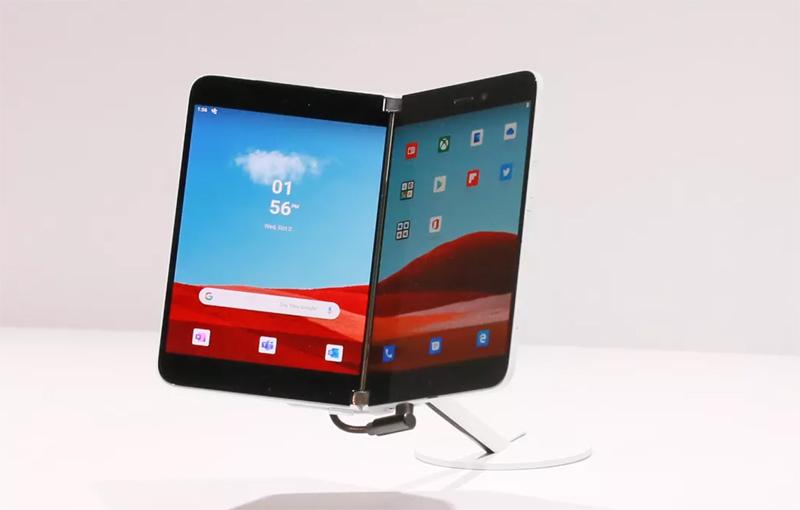 Surface Duo sẽ ra mắt vào 10/9 với giá 1.399 USD
