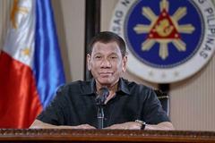 Tổng thống Philippines không thể tiêm ngay vắc-xin Covid-19 của Nga