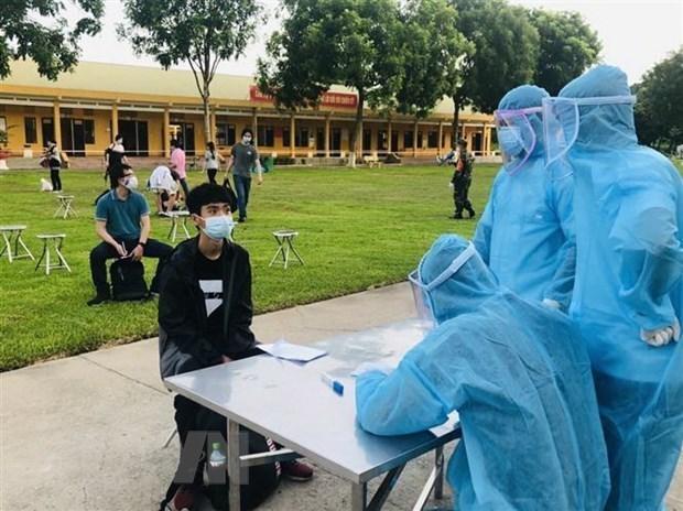 covid-19 pandemic,coronavirus news vietnam