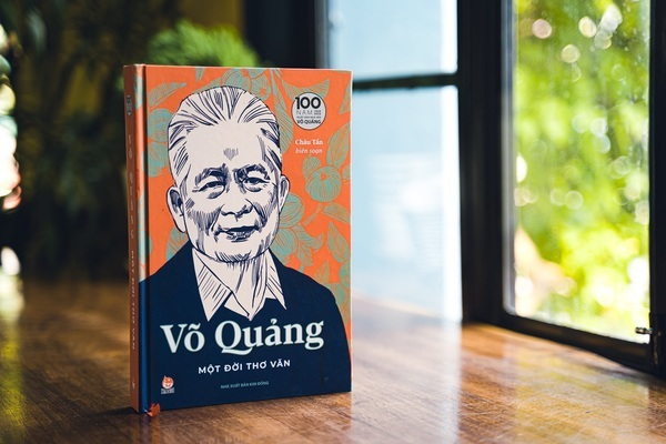 Ra mắt bộ ấn phẩm kỷ niệm 100 năm ngày sinh nhà văn Võ Quảng