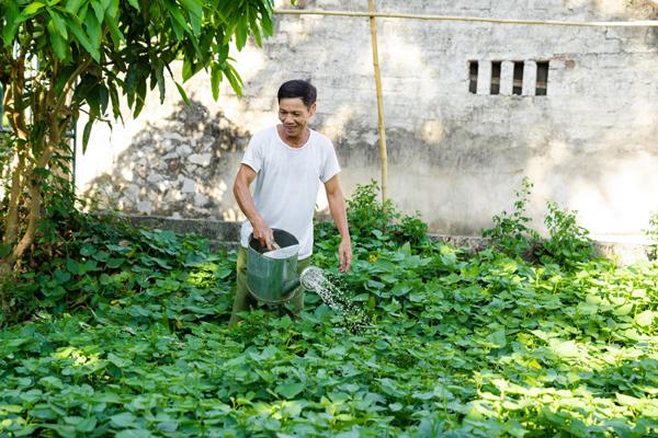 Nước sạch về làng, miền Trung ngọt mát trong hạn mặn