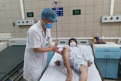 6 công nhân Hải Dương làm rèm bị nhiễm độc thiếc, 1 người tử vong
