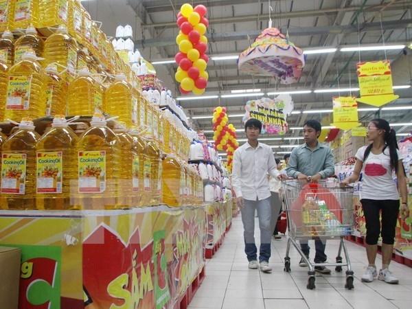 COVID-19 pandemic,vietnam consumption market