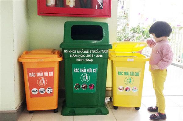 waste treatment,vietnam environment
