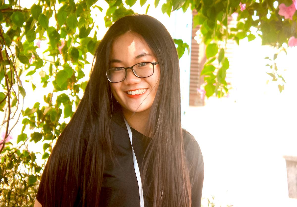 Nữ sinh tỉnh lẻ và hành trình giành học bổng 15 ĐH Mỹ