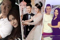 Sao nam showbiz Việt vướng những ồn ào với người thứ ba