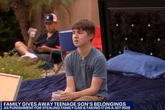 Cách phạt con kỳ lạ của ông bố Mỹ