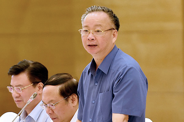 Hanoi appoints official replacing suspended Chairman Nguyen Duc Chung