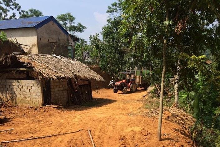 Bộ Tư lệnh Thủ đô giúp hộ nghèo an cư để lạc nghiệp