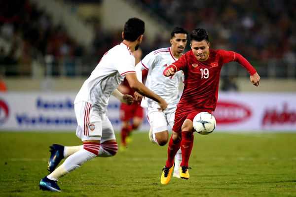 Vietnam may go to the UAE for World Cup 2022 qualifier