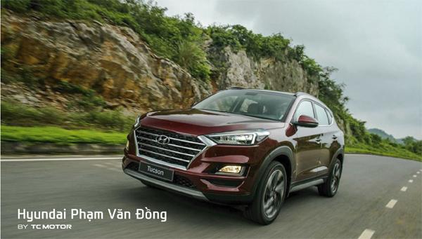 Hyundai Tuson 2020 có gì khác biệt?