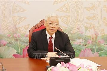 Gìn giữ, vun đắp mối quan hệ đoàn kết đặc biệt Việt Nam-Lào