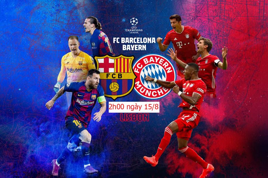 Barca vs Bayern Munich: 'Hùm xám' gầm vang