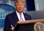Ông Trump hào hứng khi được đề cử giải Nobel Hòa bình