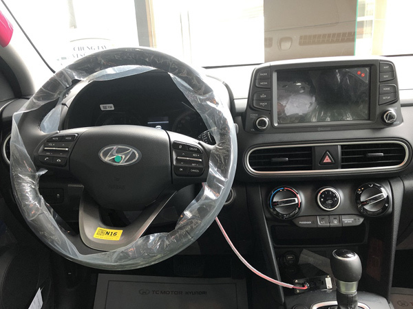 Hyundai Kona - xe Crossover cho người trẻ