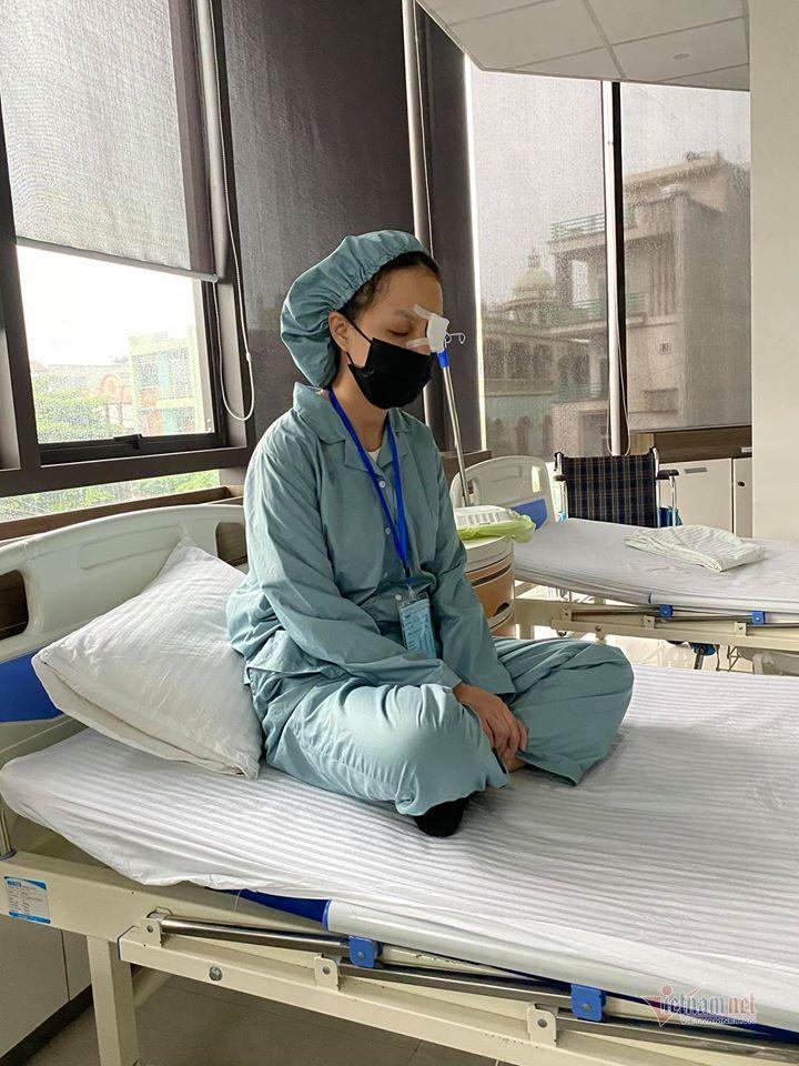 MC Thu Hương VTV có thể phải phẫu thuật thêm sau 4 ca mổ