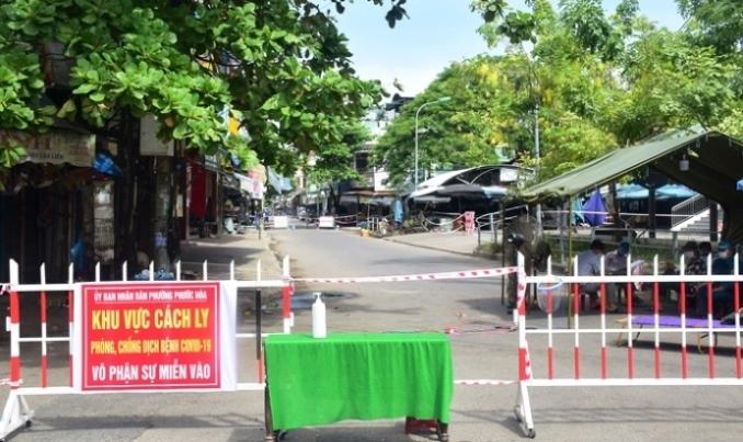 Ba ca mắc Covid-19 mới tại Quảng Nam là thành viên trong gia đình