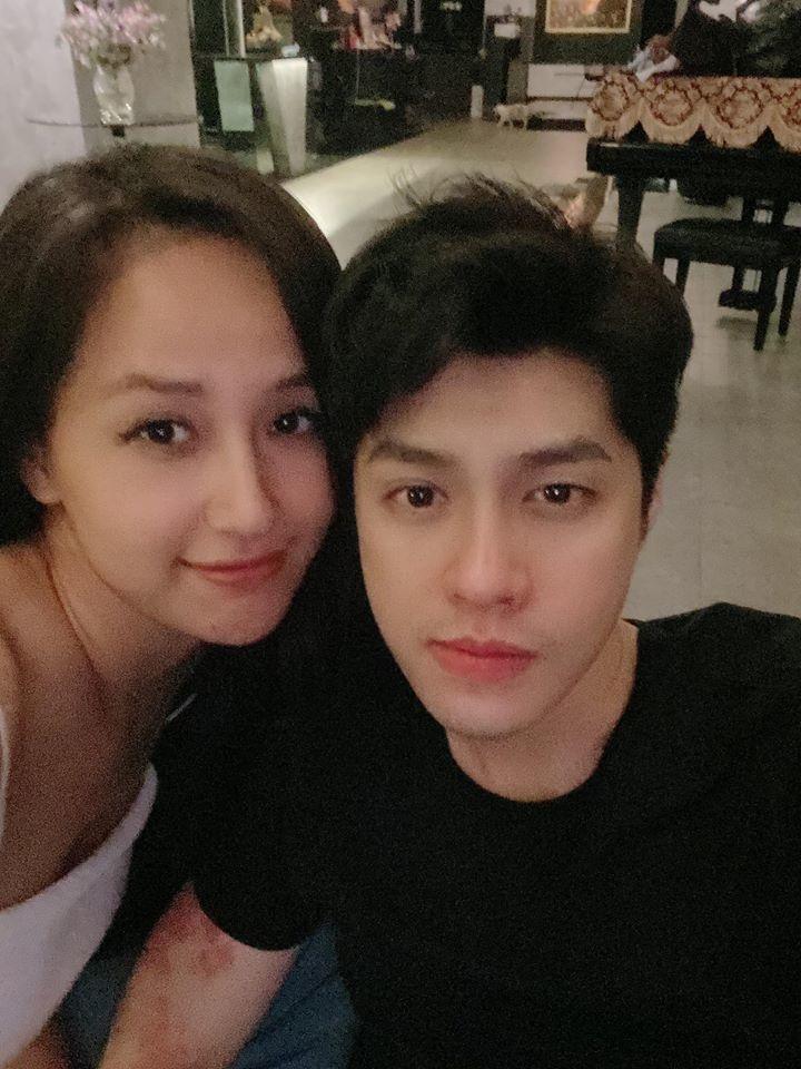 Mai Phương Thuý xưng hô 'vợ chồng' với Noo Phước Thịnh khiến fan phát sốt