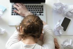 Gánh nặng vô hình khi thất nghiệp