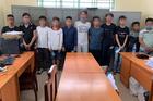 Bắt hơn chục thanh thiếu niên đập phá quán trà sữa ở Sài Gòn
