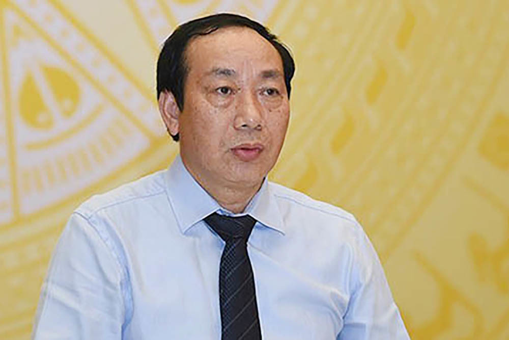 Former Deputy Minister of Transport Nguyen Hong Truong prosecuted