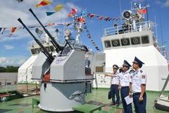 Hội thi tàu tốt năm 2020 của Bộ Tư lệnh  Vùng Cảnh sát biển 1