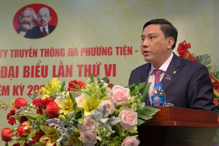 Đại hội Đảng bộ Tổng công ty VTC lần thứ VI, nhiệm kỳ 2020-2025